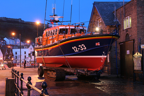Fishermans Friend Lifeboat